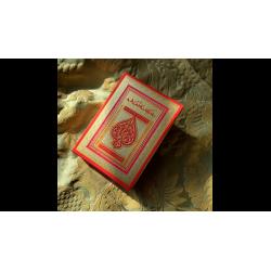 ARABESQUE - Player's Edition (Red) by Lotrek wwww.magiedirecte.com
