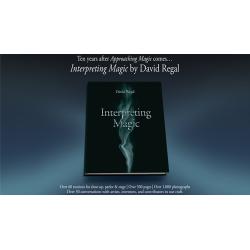 Interpreting Magic by David Regal - Livre de magie wwww.magiedirecte.com