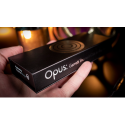 Opus (23 mm Gimmick and Online Instructions) by Garrett Thomas - Trick wwww.magiedirecte.com