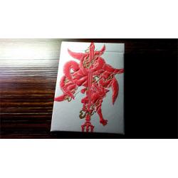Sumi Kitsune Tale Teller (Craft Letterpressed Tuck) - Card Experiment wwww.magiedirecte.com