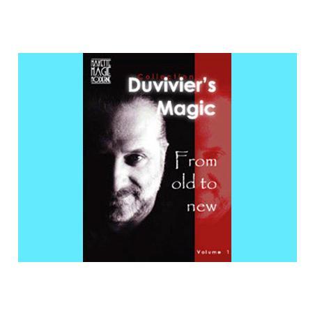 KIT DOMINIQUE DUVIVIER + JERRYS NUGGET wwww.magiedirecte.com