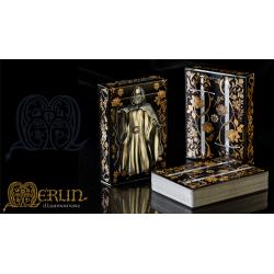 Merlin Illuminations de Art Playing Cards wwww.magiedirecte.com