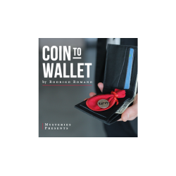 Coin to Wallet - Rodrigo Romano & Mysteries wwww.magiedirecte.com