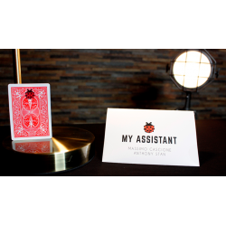 My Assistant (Gimmicks and Online Instructions) by Massimo Cascione and Anthony Stan - Trick wwww.magiedirecte.com