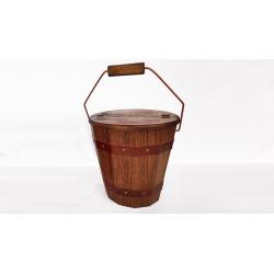 Wooden Duck Bucket by Tora Magic wwww.magiedirecte.com
