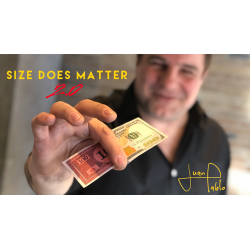 Size Does Matter 2.0 - Juan Pablo Magic - Tour de magie wwww.magiedirecte.com