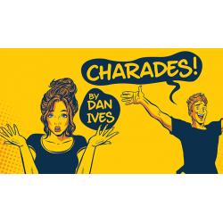 Charades (Gimmick and Online Instructions) by Dan Ives - Trick wwww.magiedirecte.com