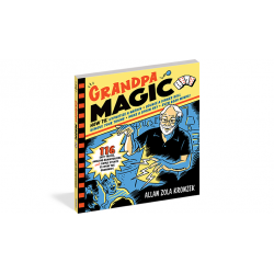 Grandpa Magic by Workman Publishing - Book wwww.magiedirecte.com
