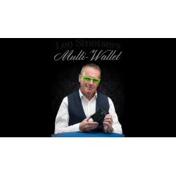 MULTI-WALLET - Leo Smetsers wwww.magiedirecte.com