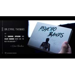 Skymember Presents Psychobands - Dr. Cyril Thomas ft Calvin Liew- Tour de Magie wwww.magiedirecte.com
