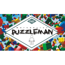 PUZZLE MAN - Marcos Cruz wwww.magiedirecte.com