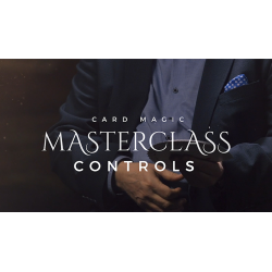 Card Magic Masterclass (Controls) de Roberto Giobbi wwww.magiedirecte.com
