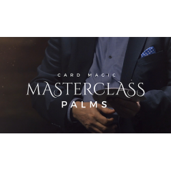 Card Magic Masterclass (Palms) - Roberto Giobbi wwww.magiedirecte.com