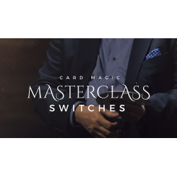 Card Magic Masterclass (Switches) - Roberto Giobbi wwww.magiedirecte.com
