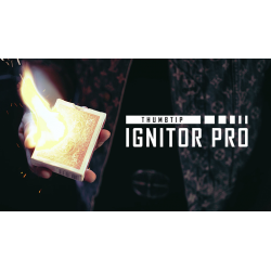Thumbtip Ignitor Pro (Gimmick and Online Instructions) - Trick wwww.magiedirecte.com