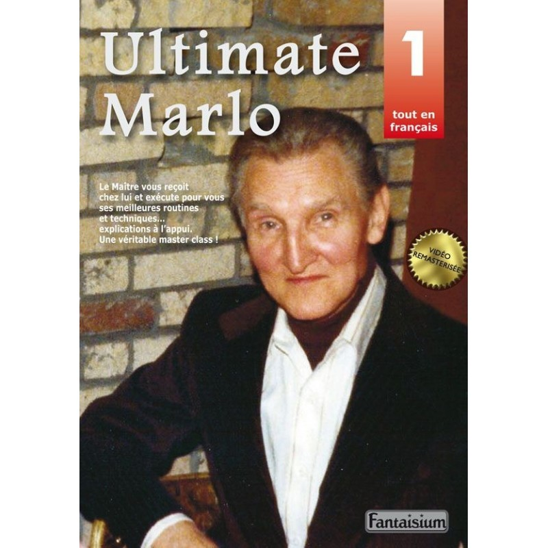 MARLO – ULTIMATE MARLO 1 wwww.magiedirecte.com