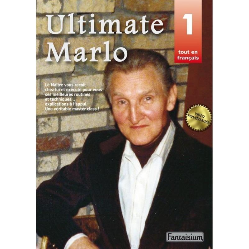 MARLO – ULTIMATE MARLOW 1 – DVD wwww.magiedirecte.com