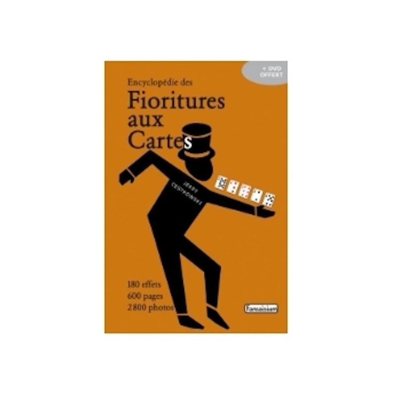 Encyclopédie des Fioritures aux Cartes-livre wwww.magiedirecte.com
