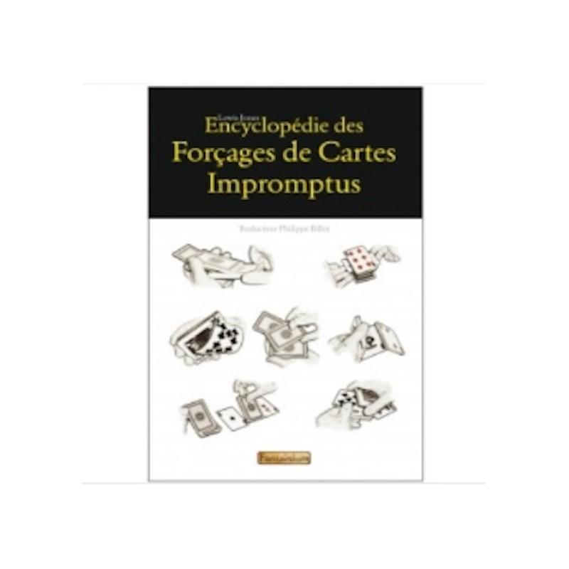 Encyclopédie des Forçages de Cartes Impromptus-Livre wwww.magiedirecte.com