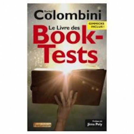 LIVRE DES BOOK-TESTS (LE) + GIMMICKS wwww.magiedirecte.com