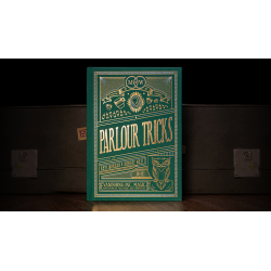 Parlour Tricks by Rhys Morgan and Robert West - Book wwww.magiedirecte.com