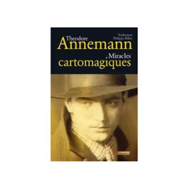 Miracles Cartomagiques-Livre wwww.magiedirecte.com
