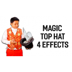 Magic Top Hat (4 effets) - 7 MAGIC - wwww.magiedirecte.com