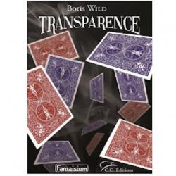 TRANSPARENCE-Livre wwww.magiedirecte.com