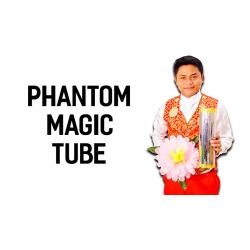 Phantom Tube (Hinged) by 7 MAGIC - Trick wwww.magiedirecte.com