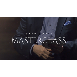 Card Magic Masterclass (5 DVD Set) de Roberto Giobbi wwww.magiedirecte.com