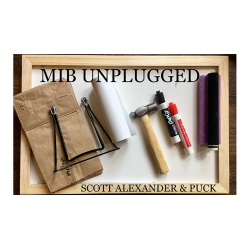 MIB UNPLUGGED - Scott Alexander & Puck wwww.magiedirecte.com