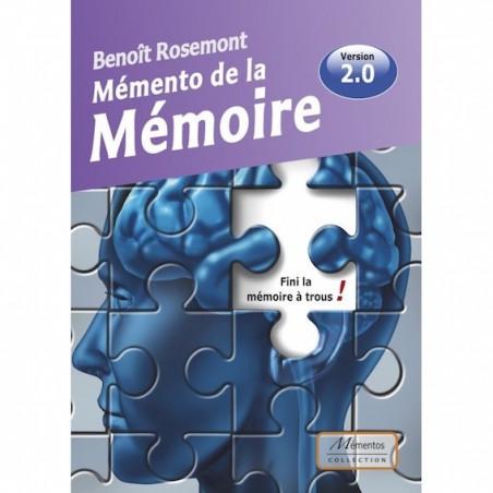 Mémento de la Mémoire - version 2.0-Livre wwww.magiedirecte.com