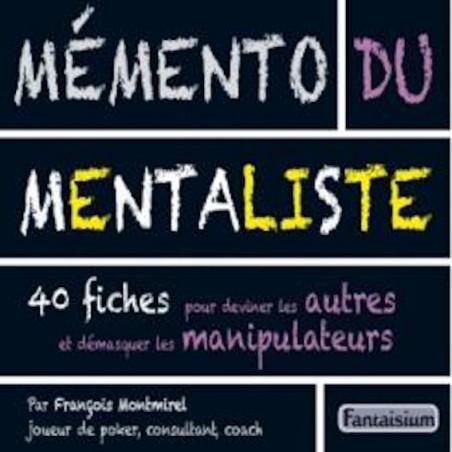 Mémento du Mentalisme - version 2.0-Livre wwww.magiedirecte.com