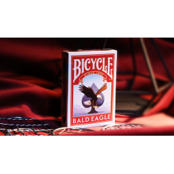 Bicycle Limited Edition Bald Eagle  (With Numbered Seals) wwww.magiedirecte.com