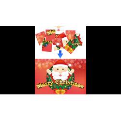 Christmas Puzzle - Tejinaya Magic - Tour de Magie wwww.magiedirecte.com