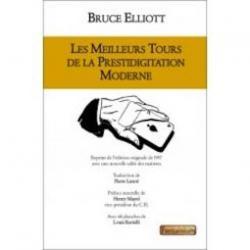 Meilleurs Tours de la Prestidigitation Moderne (Les)-Livre wwww.magiedirecte.com