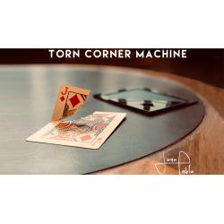 Torn Corner Machine (TCM) - Juan Pablo - Tour de Magie wwww.magiedirecte.com